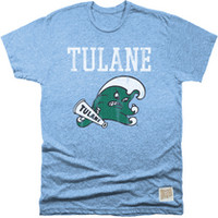 Official Green Wave Online Store - Original Retro Brand Mock Twist Short Sleeve Tee