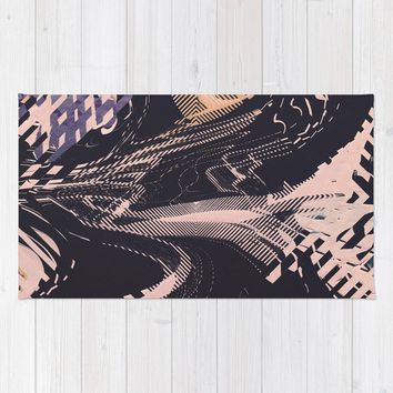 Static Rug by duckyb