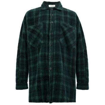 Indie Designs Kanye West Favorite Oversized Flannel Shirt