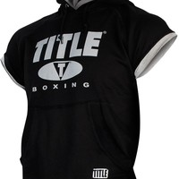 TITLE BOXING FRENCH SLEEVELESS HOODY | TITLE MMA Gear