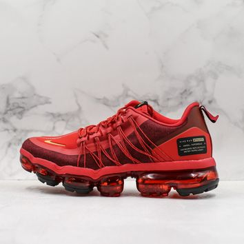 Nike Air VaporMax Run Utility Red - Best Deal Online