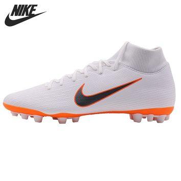 Original New Arrival 2018 NIKE SUPERFLY 6 ACADEMY AG-R Men's Soccer Shoes Sneakers