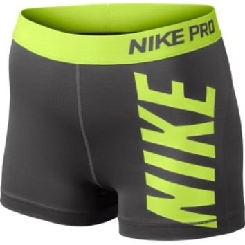 Nike Women's Pro Logo Graphic Core Compression Shorts   DICK'S Sporting Goods