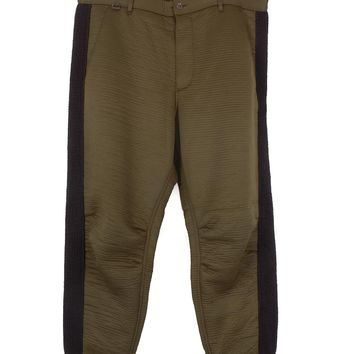 Y-3 Polyester and Knit Joggers