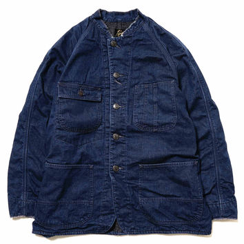 Chore Coat - 10.5oz Denim