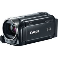 Canon VIXIA HF R500 Full HD Camcorder (Black) 9176B001 B&H Photo