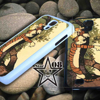 calvin and hobbes iPhone Case, iPhone 4/4S, 5/5S, 5c, Samsung S3, S4 Case, Hard Plastic and Rubber Case By Dsign Star 08