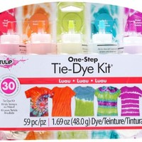 I Love To Create Tulip One-Step Tie-Dye Kit, Large, Luau