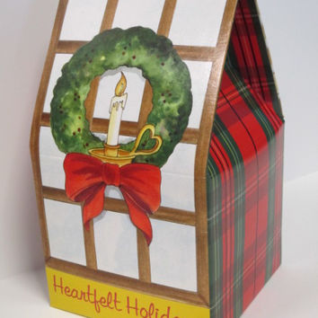 christmas treat box: heartfelt holidays Case of 100