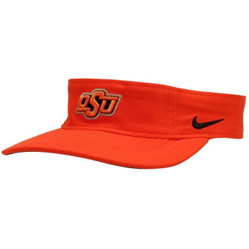 Oklahoma State Cowboys Nike Performance Training Visor – Orange