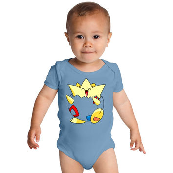 Funny Togepi Baby Onesuits