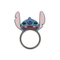 Disney Lilo & Stitch Flat Enamel Ring
