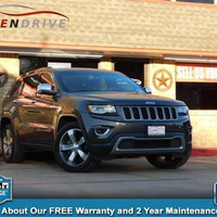 Used 2014 Jeep Grand Cherokee Limited 2WD for Sale in Garland TX 75043 Ride N Drive