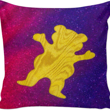 Grizzly Griptape Pillow