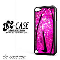 Nike Basketball Pink DEAL-7791 Apple Phonecase Cover For Ipod Touch 5