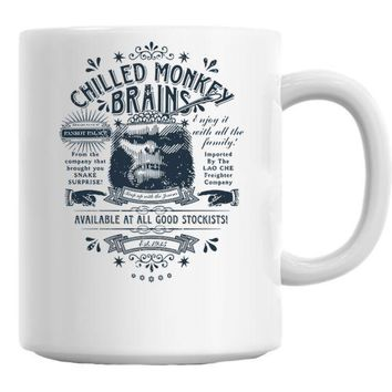 DCCKU7Q Chilled Monkey Brains Mug