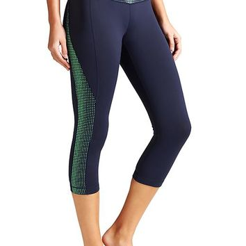 Athleta Womens Galactic Revelation Capri