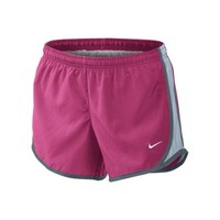 "Nike 3.5"" Tempo Girls' Running Shorts - Pink Force"
