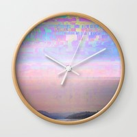 Displaced Wall Clock by Dood_L