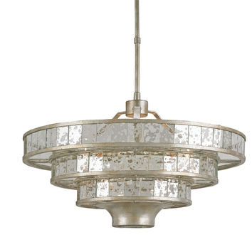 Currey Company Frappé Chandelier