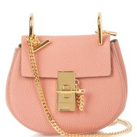 Drew nano leather shoulder bag | Chloé | MATCHESFASHION.COM US