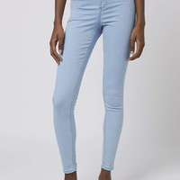 MOTO Pale Bleach Joni Jeans - Jeans - Clothing