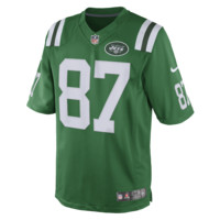 Nike NFL New York Jets (Eric Decker) Kids' Football Color Rush Game Jersey