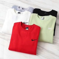nike unisex lover s fashion casual long sleeve sport top sweater pullover sweatshirt