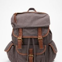 Ecote Solid Canvas Backpack Urban Outfitterss