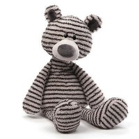 GUND Zag Teddy Bear Stuffed Animal by Enesco