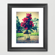 In loving memory Framed Art Print by Vorona Photography | Society6