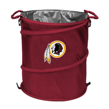 Washington Redskins NFL Collapsible Trash Can Cooler