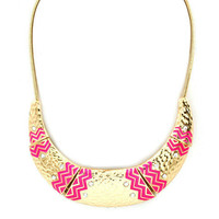 Pree Brulee - Let's Sing a Song Necklace