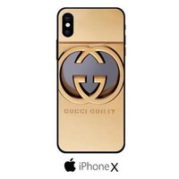 Sale!!!Gucci.55Guilty Logo Fit Hard Case for iPhone 7 7+ Cover