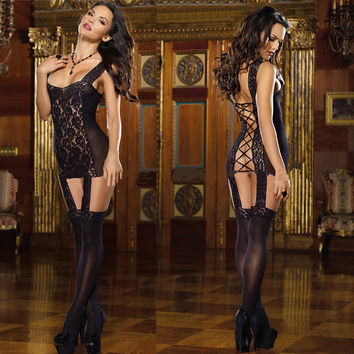 Hot Deal Cute On Sale Sexy Dress Exotic Lingerie [6595841987]