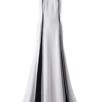 Prabal Gurung Panelled Gown