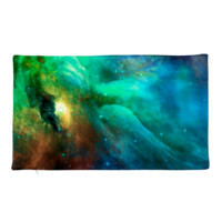 Ocean In the Orion Nebula || Premium Pillow Case only