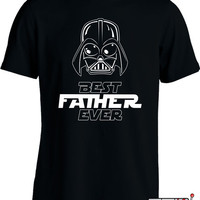 Best Dad Ever Shirt Fathers Day T Shirt Gifts For Dad Fathers Day Gift from Son Funny Dad Shirt Mens Tee MD-429