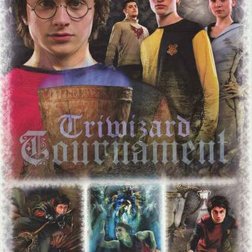 Harry Potter Triwizard Tournament 2005 Poster 22x34