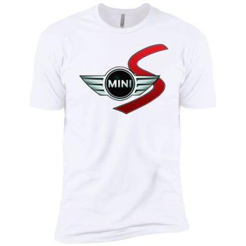 Mini Cooper S NL3600 Next Level Premium Short Sleeve T-Shirt