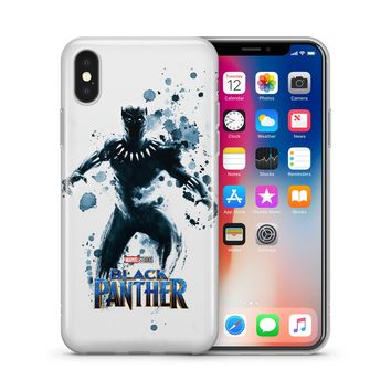Marvels Black Panther Case for Apple Iphone X (10)