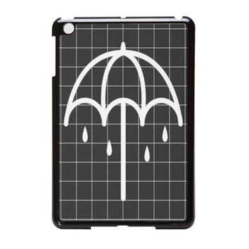 Bring Me The Horizon Umbrella Grid  2015 Logo iPad Mini Case