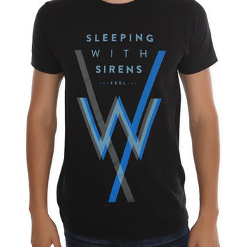 Sleeping With Sirens Logo T-Shirt | Hot Topic