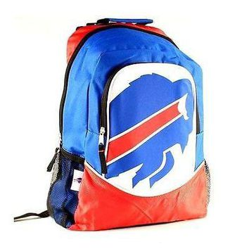 Buffalo Bills NFL Premium Hype Backpack