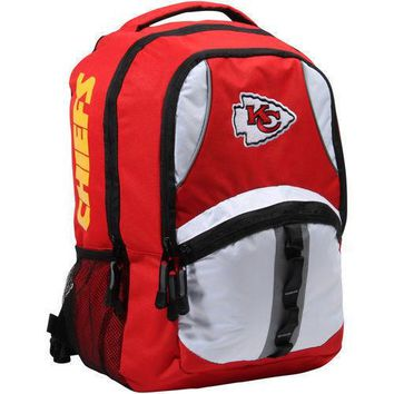 Kansas City Chiefs Red Captain Backpack