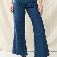 Vintage Sailor High-Rise Flare Jean | Urban Outfitters