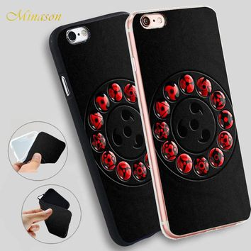 Unique sharingan phonecase