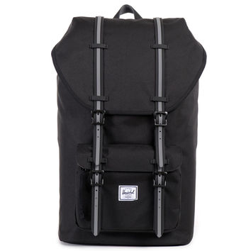 "Herschel Little America Backpack ""Away"" - Black"