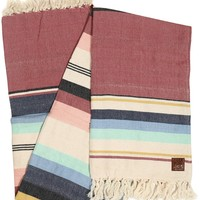 Billabong - Forever With Me Blanket | Multi