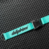 DailyDriven® Belt Buckle Lanyard - Ice Mint